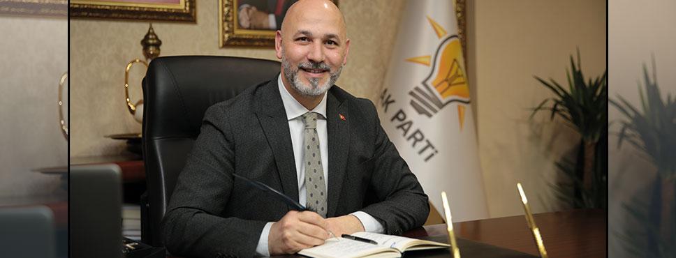 Başkan Karaduman'dan 3 Kasım mesajı