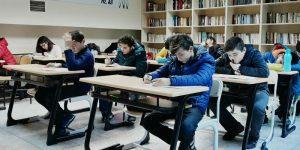 İLKEM'DE 60 ÖĞRENCİDEN 55'İ OKULLARA YERLEŞTİ