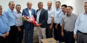 """Yılmaz, """"Gönüller birleşirse Türkiye kazanır"""""""