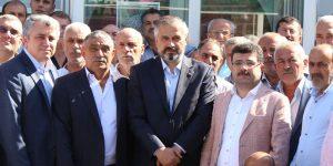 Bafra'da ortak alık buluşmaları