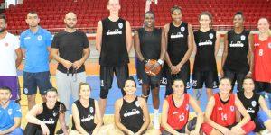 Canik Basket, yeni sezona hazırlanıyor