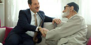 Başkan Tok, Hacı Ziyaretlerine Başladı