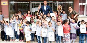 Tekkeköy Belediyesi Eğitme Desteğe Devam Ediyor