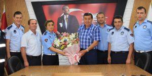 Başkan İkiz Zabıtalar Haftasını kutladı