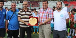 Havza'da futbol şenliği