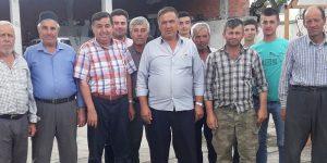 Başkan İkiz'den mahalle ziyaretleri
