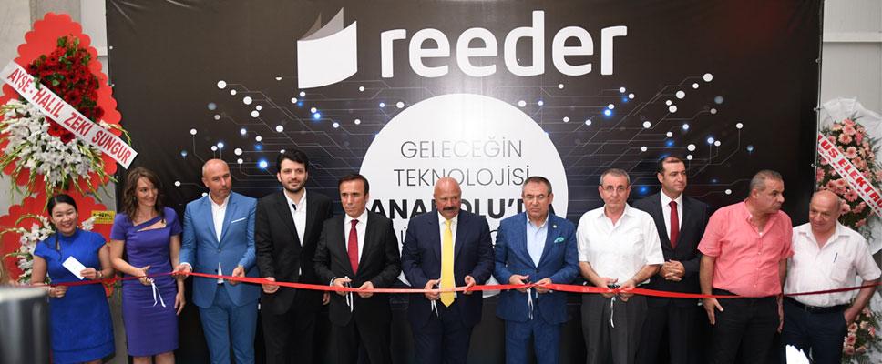 Geleceğin teknolojisi Anadolu'da üretiliyor