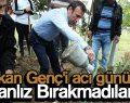 Başkan Osman Genç'in acı günü