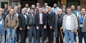 Atakum'da Projelere vatandaş imzası