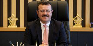 Başkan Taşçı'dan Cumhuriyet Bayramı mesajı