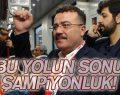 Atakum Belediyesi Maça Tramvayla Gitti