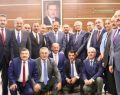 Belediye Başkanları Birliği'nden Özhaseki'ye Ziyaret