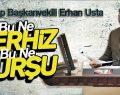 Erhan Usta 'Bu Ne Perhiz Bu Ne Lahana Turşusu!'