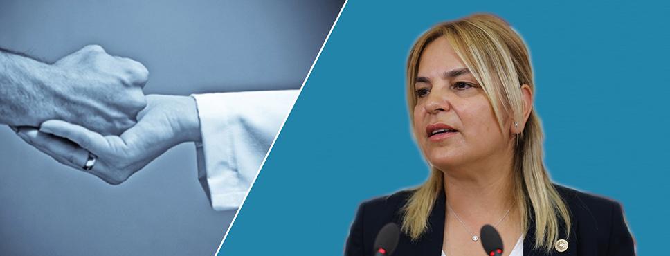 CHP'li Hancıoğlu kanun teklifi verdi