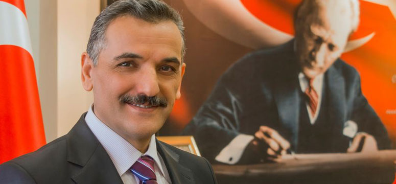Vali Osman Kaymak'tan 19 Mayıs Mesajı