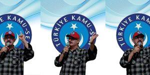 Türkiye Kamu-Sen Andımız'dan Gururluyuz