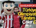 Türkiye'nin Olimpiyatlardaki Tanıtım Yüzü Çakır Oldu!