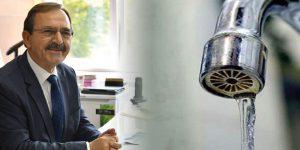 Samsun'da Suya Otomatik Zam Uygulamasına Son