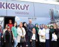 Tekkeköy Belediyesi Örnek Oldu