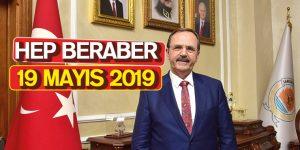 19 MAYIS'IN 100. YIL KUTLAMASINDA ÖNEMLİ GELİŞME