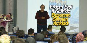 İLKEM'de Başarının Şifreleri Zirvedekiler Semineri