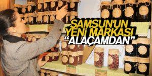 """SAMSUN'UN YENİ MARKASI """"ALAÇAMDAN"""""""