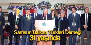 Samsun Balkan Türkleri Derneği'nden Muhteşem Dayanışma