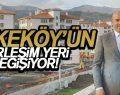 Tekkeköy'de yeni yerleşim yeri