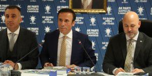 Başkan Genç'in Samsun'u öncü şehir yapacak projeleri hazır