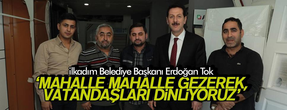 TOK 'HALKIMIZIN SESİ OLUYORUZ'