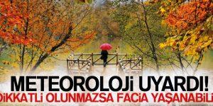 Meteoroloji Uyardı! Yurtta ve Samsun'da Hava Durumu