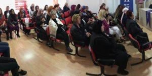 MHP'li Kadınlardan Farkındalık Konferansı