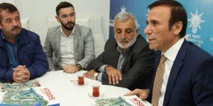 Başkan Genç, Tekkeköy ve Yakakent'te
