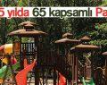 Atakum'a 65 donanımlı park