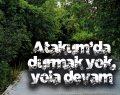 Atakum'da durmak yok, yola devam