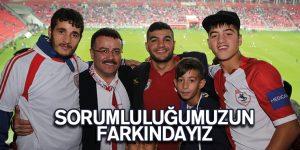 Atakum'da gençlere özel ilgi…
