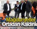 Tekkeköy'de Yoğun Hafta Sonu Mesaisi