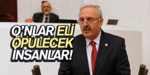 O'NLAR ELİ ÖPÜLECEK İNSANLAR!