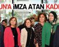 Başkan Şahin İş Kadınları Toplantısında