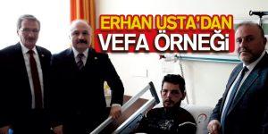 Erhan Usta'dan Vefa Örneği