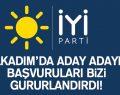 İYİ Parti İlkadım'da Aday Adayı Başvuru Artıyor