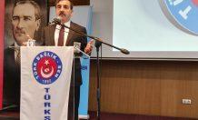 Türk Sağlık-Sen Genel Başkanı Önder Kahveci Samsun'da Konuştu