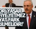 BEDRİ YAŞAR 'TASFİYE YETMEZ FİYAT FARKI VERİLMELİDİR!'
