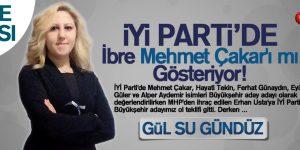 Samsun Büyükşehir'de İbre Mehmet Çakar'ı mı Gösteriyor!