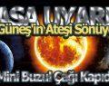 NASA Uyardı! Güneş'in Ateşi Sönüyor, Mini Buzul Çağı Kapıda!