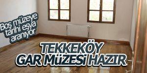 Tekkeköy'ün Tarihine Tarihi Eşya Aranıyor