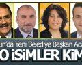 Samsun'da Ak Parti'nin Yeni Belediye Başkan Adayları Kimdir?