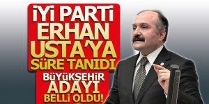 İYİ Parti Usta'ya Süre Tanıdı! Büyükşehir adayı belli oldu