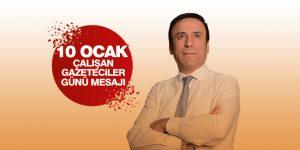 Osman Genç, Gazeteciler yol arkadaşımız