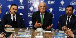 Yılmaz, 'AK Parti kişilerin değil, Türkiye'nin partisidir'